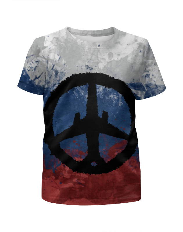 Футболка с полной запечаткой для мальчиков Printio Самолет, солидарность, россия (а321) футболка с полной запечаткой для мальчиков printio москва россия