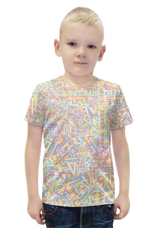 Футболка с полной запечаткой для мальчиков Printio Plppgtysxxx132 футболка с полной запечаткой для мальчиков printio фруктовая