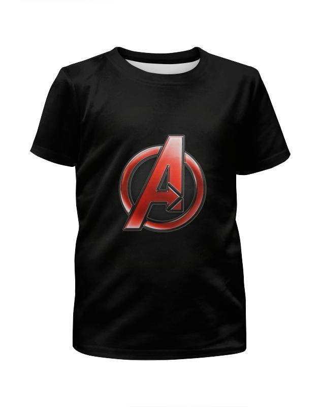 Футболка с полной запечаткой для мальчиков Printio Мстители (the avengers) футболка с полной запечаткой для мальчиков printio the sims 4 веселимся вместе