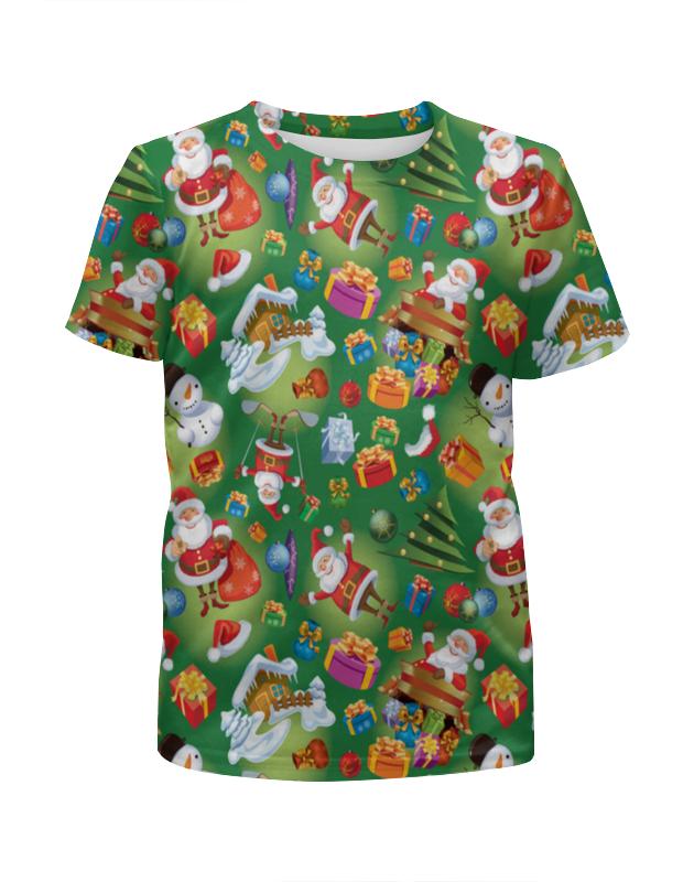 Футболка с полной запечаткой для мальчиков Printio Подарки футболка с полной запечаткой для девочек printio подарки