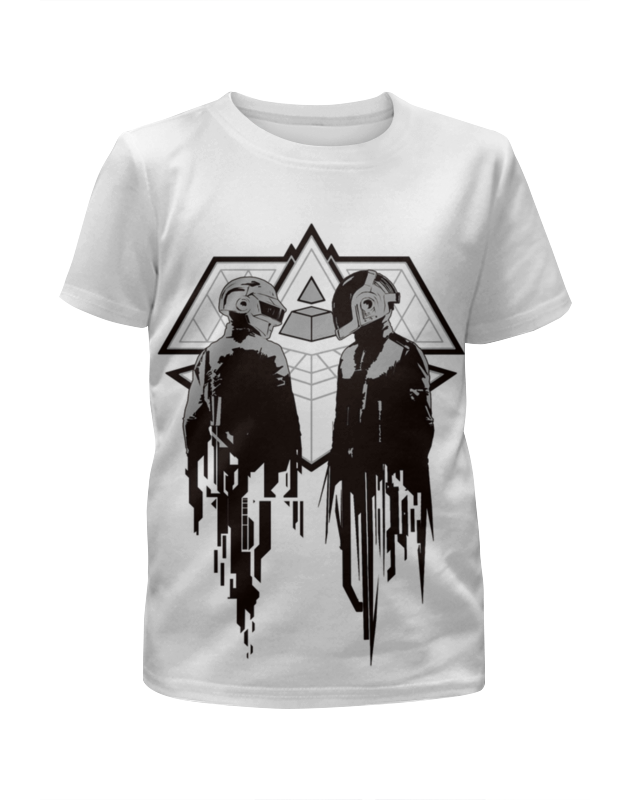 Футболка с полной запечаткой для мальчиков Printio Daft punk футболка с полной запечаткой для девочек printio daft punk