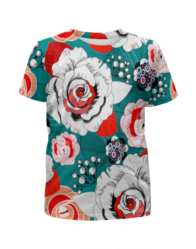 лучшая цена Printio Fashion flower