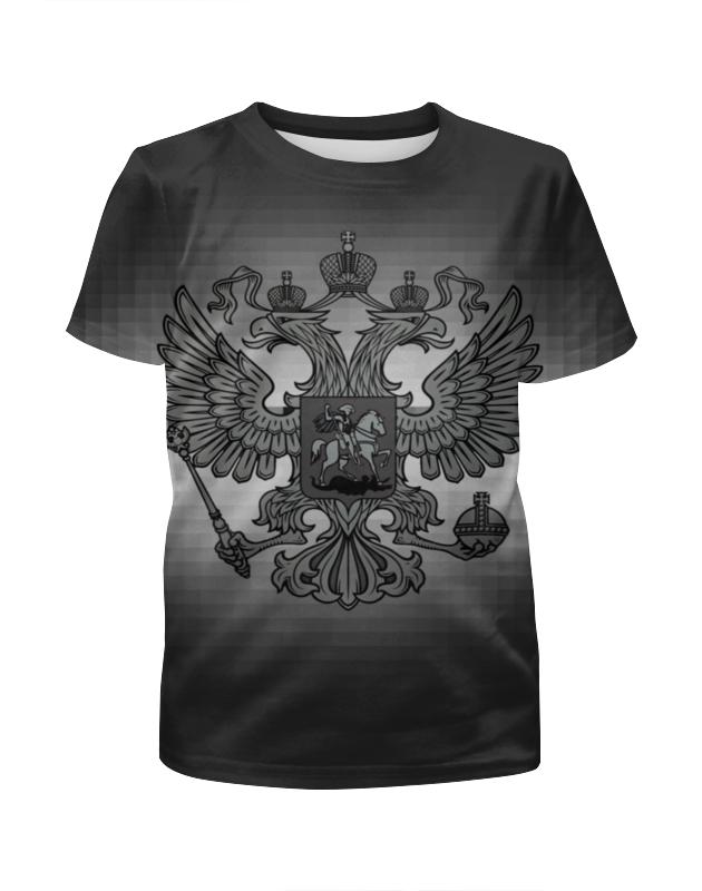 Футболка с полной запечаткой для мальчиков Printio Россия футболка с полной запечаткой для мальчиков printio москва россия