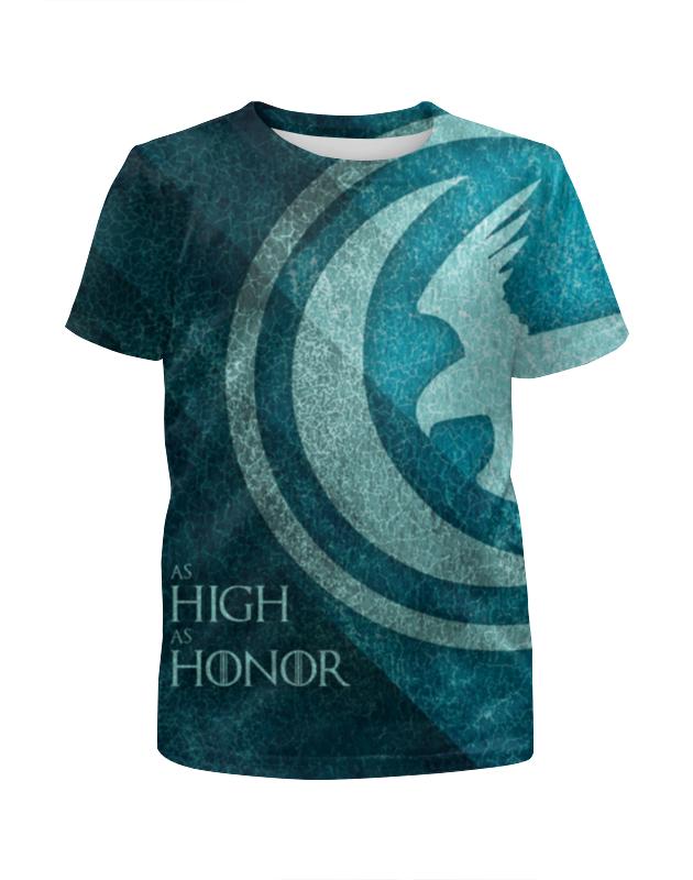 Printio Игра престолов. аррены футболка с полной запечаткой для мальчиков printio игра престолов дом грейджоев