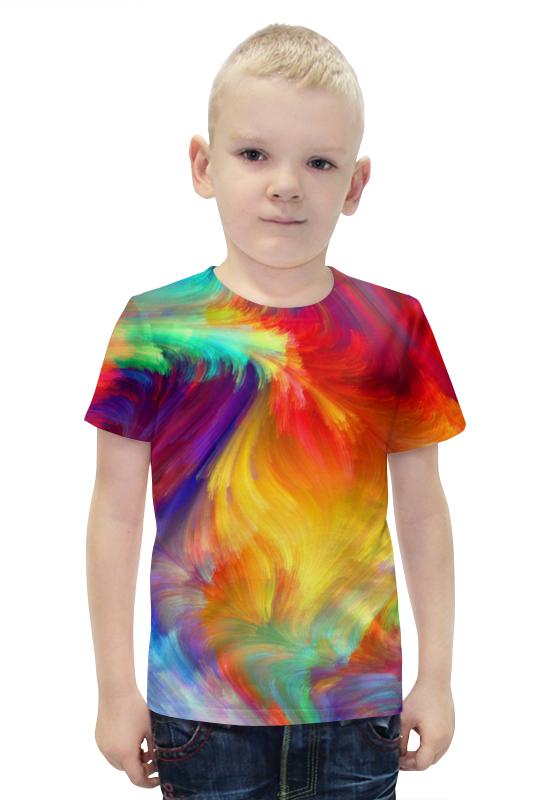 Футболка с полной запечаткой для мальчиков Printio Карнавал футболка с полной запечаткой для мальчиков printio bats spawn arsb