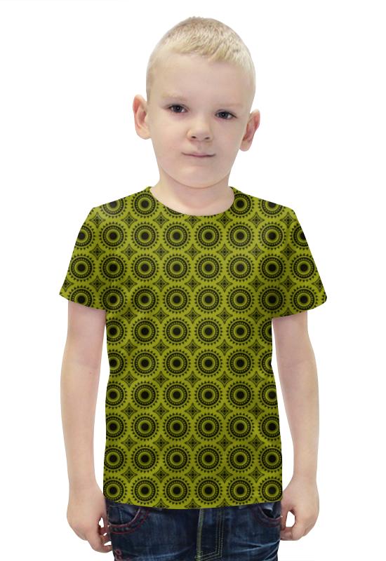 Футболка с полной запечаткой для мальчиков Printio Орнамент футболка с полной запечаткой для мальчиков printio slove arsb