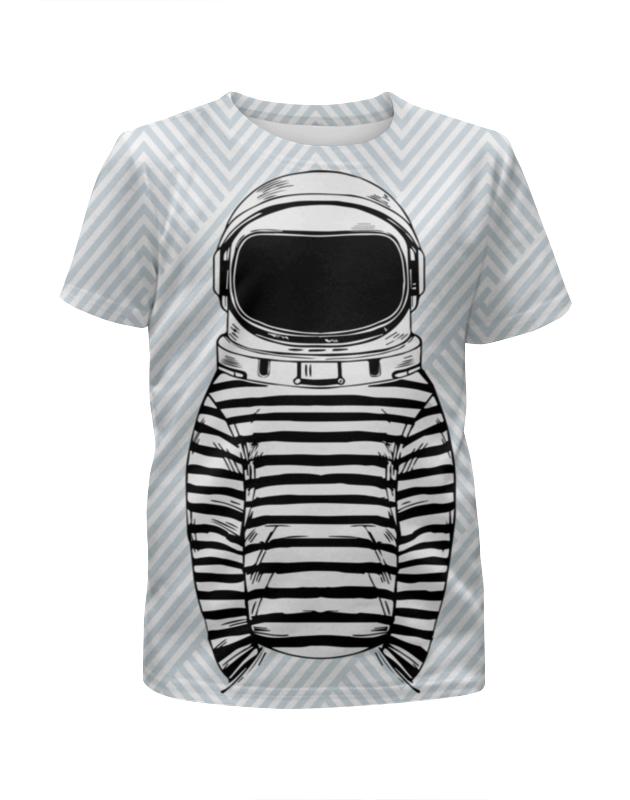 Футболка с полной запечаткой для мальчиков Printio Космос футболка с полной запечаткой для мальчиков printio сланцы