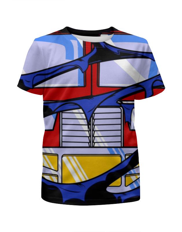 Футболка с полной запечаткой для мальчиков Printio Трансформеры printio футболка с полной запечаткой для мальчиков