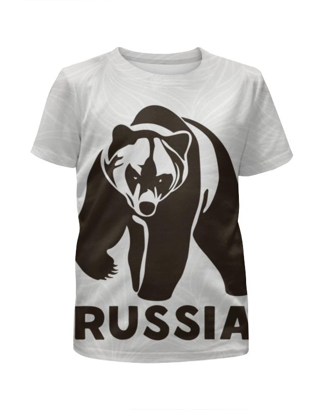 Футболка с полной запечаткой для мальчиков Printio Россия (russia) футболка с полной запечаткой для мальчиков printio москва россия