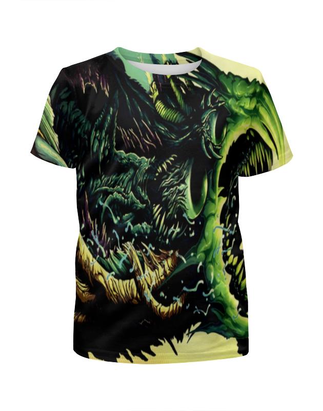 Футболка с полной запечаткой для мальчиков Printio Cs go :hyper beast acid футболка с полной запечаткой женская printio cs go asiimov camouflage