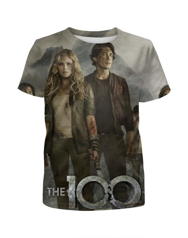 Футболка с полной запечаткой для мальчиков Printio Сотня / the 100 футболка с полной запечаткой для мальчиков printio lexa from the 100