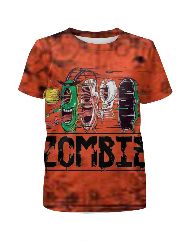 лучшая цена Printio Zombie