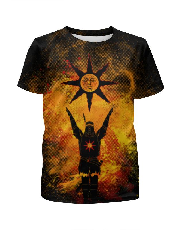 Printio Славьте солнце футболка с полной запечаткой для мальчиков printio зима мороз солнце