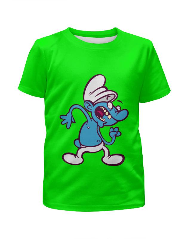 цена на Printio Смурфики ( the smurfs )