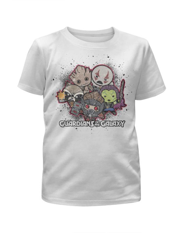 Футболка с полной запечаткой для мальчиков Printio Стражи галактики футболка с полной запечаткой для мальчиков printio сланцы