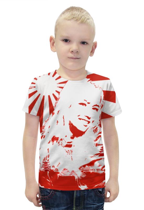 Футболка с полной запечаткой для мальчиков Printio Japan футболка с полной запечаткой для мальчиков printio bats spawn arsb