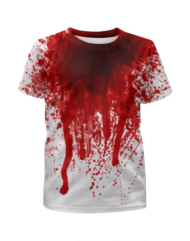 Футболка с полной запечаткой для мальчиков Printio Счастливого хеллоуина футболка с полной запечаткой для мальчиков printio ночь всех святых