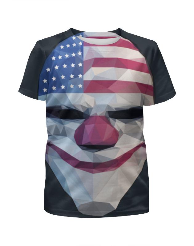 Футболка с полной запечаткой для мальчиков Printio payday футболка с полной запечаткой для мальчиков printio сланцы