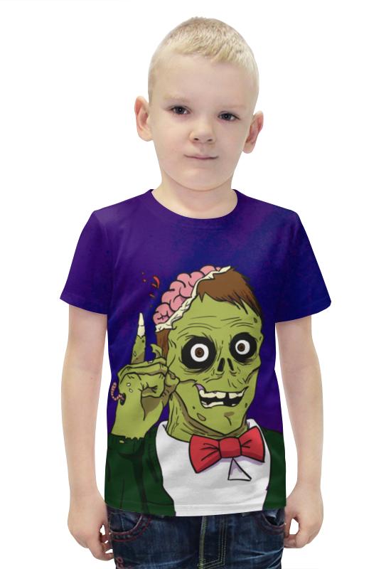 Футболка с полной запечаткой для мальчиков Printio Ночь хеллоуина футболка с полной запечаткой для мальчиков printio ночь всех святых