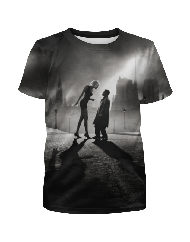 Футболка с полной запечаткой для мальчиков Printio Ангел а футболка с полной запечаткой женская printio ангел