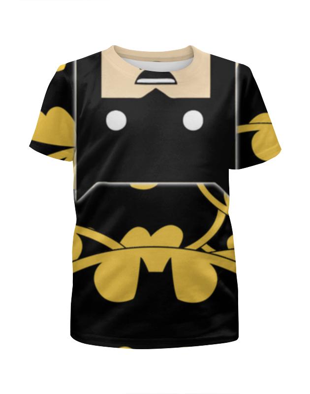 Футболка с полной запечаткой для мальчиков Printio Batman (бэтмен) чехол для iphone 5 глянцевый с полной запечаткой printio бэтмен batman