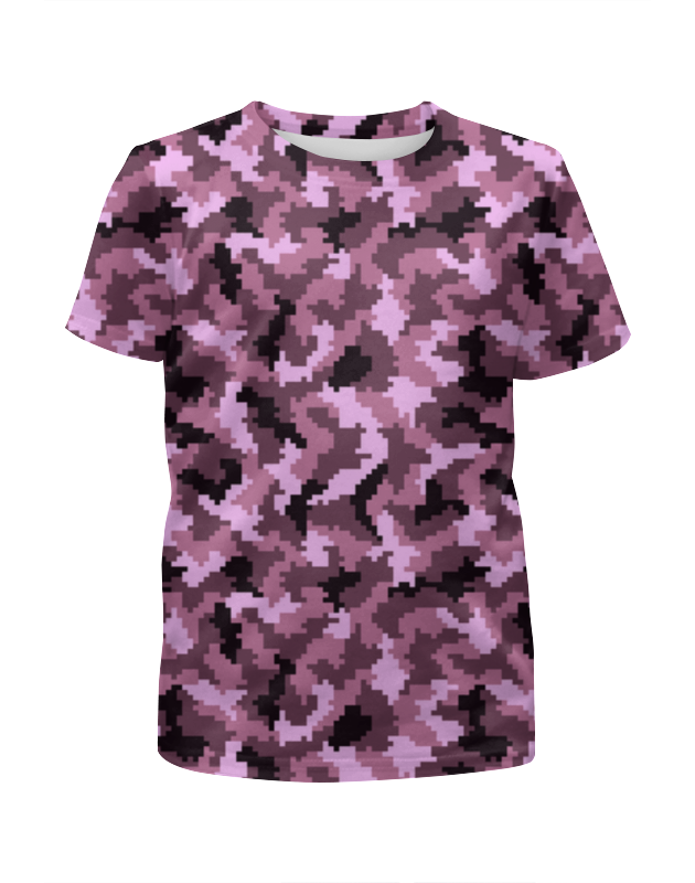 Printio Розовые пиксели цена и фото