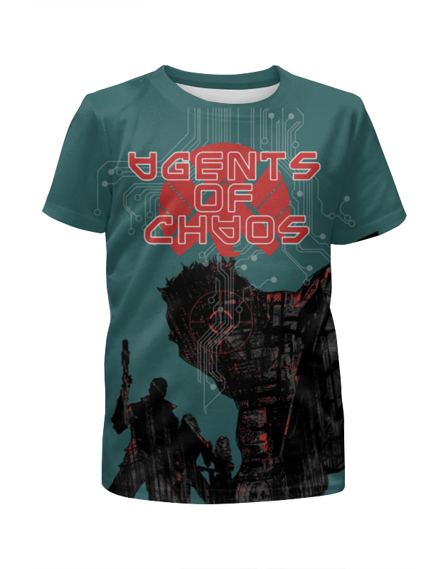 Printio Agents of chaos chaos панама chaos summit pack it hat