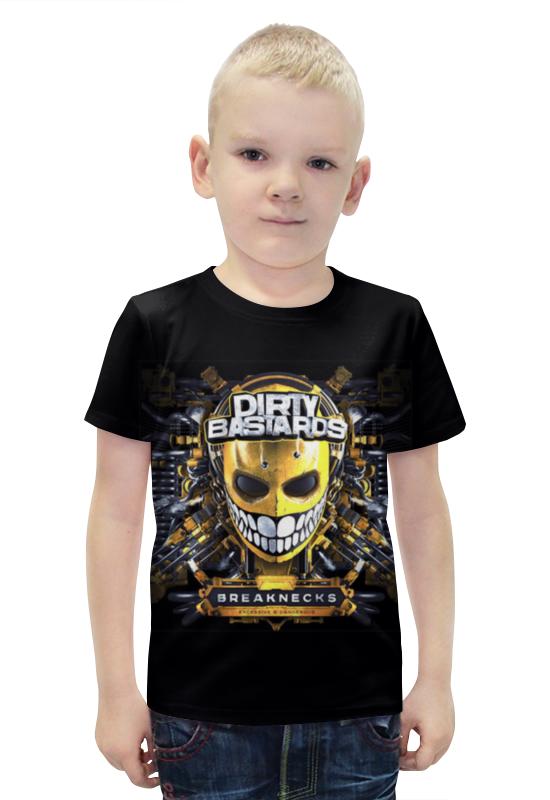 Футболка с полной запечаткой для мальчиков Printio Маска футболка с полной запечаткой для мальчиков printio bats spawn arsb