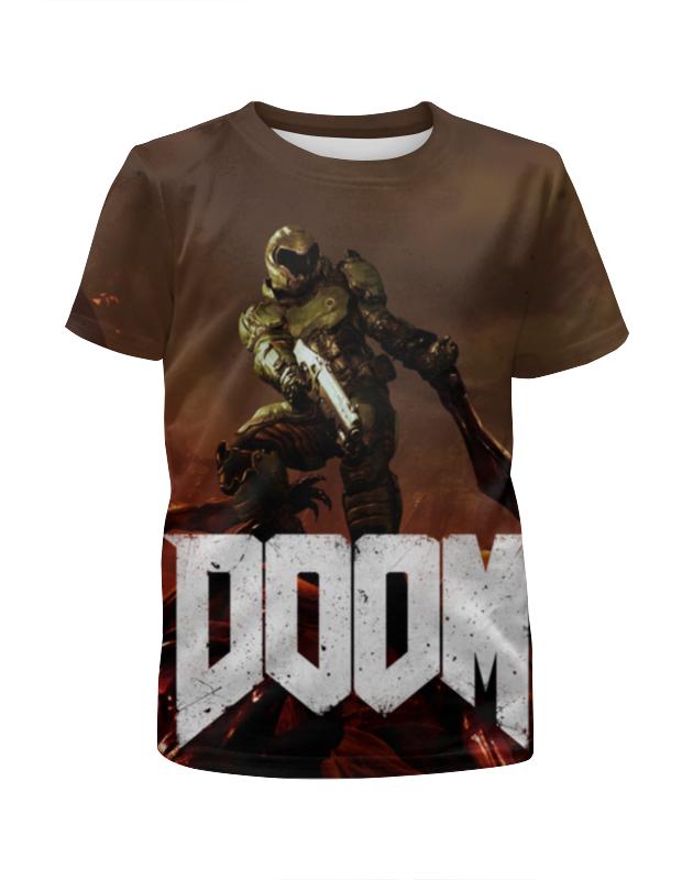 лучшая цена Printio Doom (дум)
