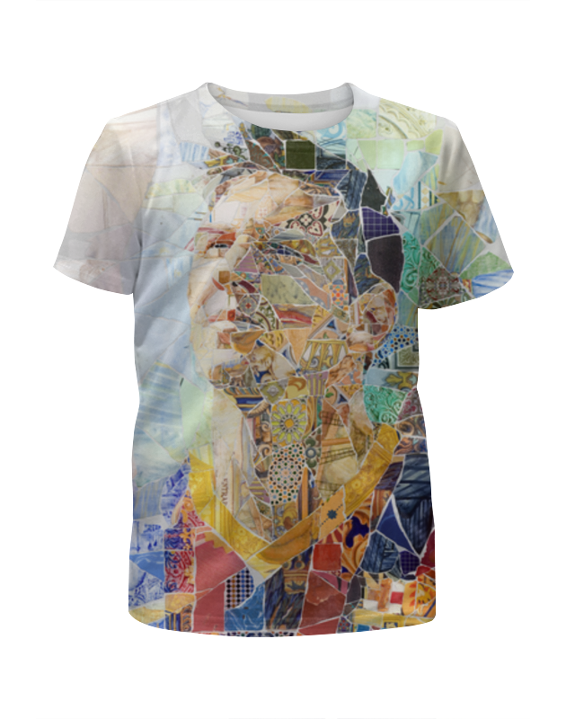 Футболка с полной запечаткой для мальчиков Printio Месси футболка месси