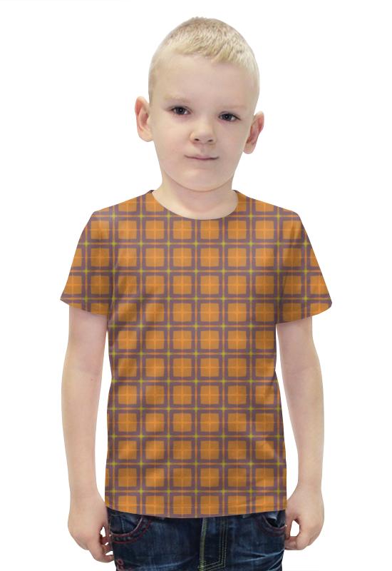 Футболка с полной запечаткой для мальчиков Printio Колыбельная футболка с полной запечаткой для мальчиков printio bats spawn arsb