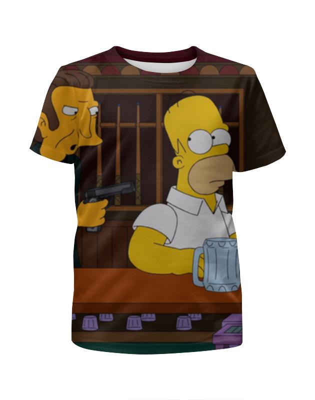 Printio Симпсоны цена и фото