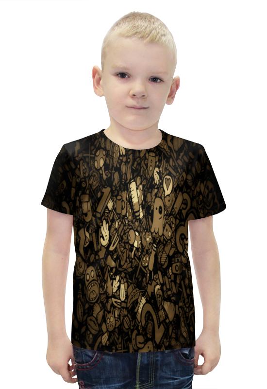 Футболка с полной запечаткой для мальчиков Printio Игрушки футболка с полной запечаткой для мальчиков printio bats spawn arsb