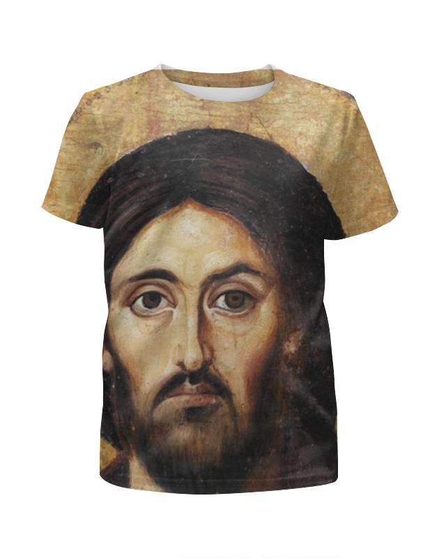 Футболка с полной запечаткой для мальчиков Printio Сын господа футболка с полной запечаткой для мальчиков printio иисус христос