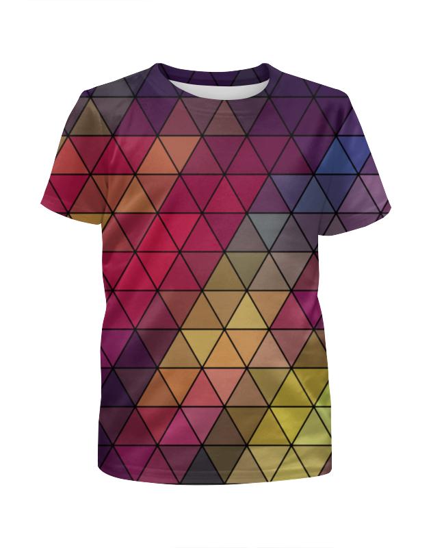 Футболка с полной запечаткой для мальчиков Printio Мозаика футболка с полной запечаткой для мальчиков printio мозаика