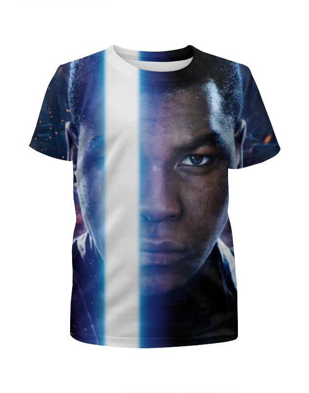 Футболка с полной запечаткой для мальчиков Printio Звездные войны - финн футболка с полной запечаткой для мальчиков printio starwars звездные войны