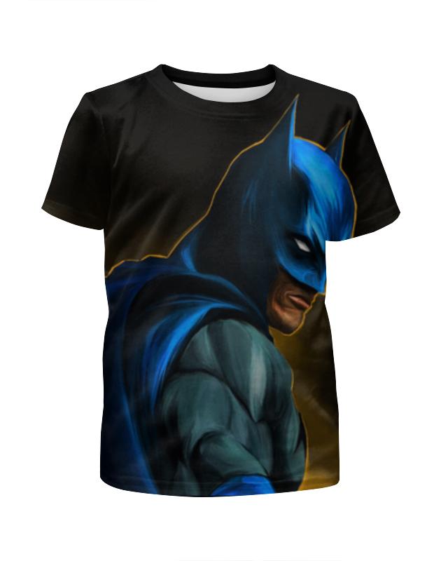 Футболка с полной запечаткой для мальчиков Printio Batman футболка с полной запечаткой для мальчиков printio batman