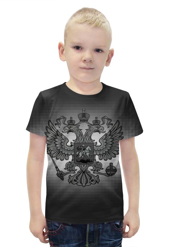 Футболка с полной запечаткой для мальчиков Printio Россия футболка с полной запечаткой для мальчиков printio bats spawn arsb