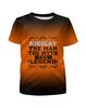"""Футболка с полной запечаткой для мальчиков """"Николай the Legend"""" - man, legend, николай, коля, nikolay"""
