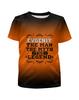 """Футболка с полной запечаткой для мальчиков """"Евгений the Legend"""" - man, евгений, legend, женя, evgeniy"""