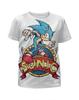 """Футболка с полной запечаткой для мальчиков """"Sonic the Hedgehog"""" - игра, соник"""