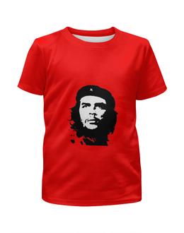 """Футболка с полной запечаткой для мальчиков """"Че Гевара"""" - революция, куба, че геварра"""
