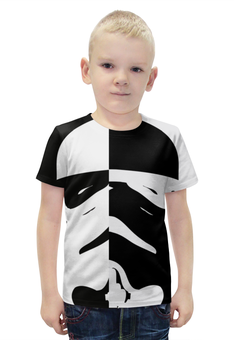 """Футболка с полной запечаткой для мальчиков """"Штурмовик"""" - звездные войны, stormtrooper, дарт вейдер, штурмовик, стар варс"""