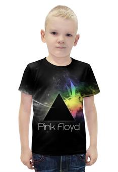 """Футболка с полной запечаткой для мальчиков """"Pink Floyd , пинк флойд , музыка"""" - музыка, пинк флойд, pink floyd"""