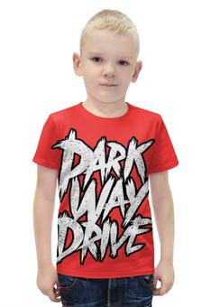 """Футболка с полной запечаткой для мальчиков """"Parkway drive"""" - рок и метал, металкор"""