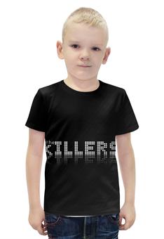 """Футболка с полной запечаткой для мальчиков """"the Killers """" - the killers, киллерз"""