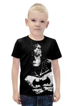 """Футболка с полной запечаткой для мальчиков """"Бэтмен"""" - batman, бэтмен, dc, dc comics, бэтс"""