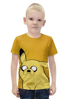 """Футболка с полной запечаткой для мальчиков """"покемон (Pokémon)"""" - pokemon, покемон, покемоны, pokémon"""