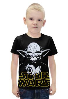"""Футболка с полной запечаткой для мальчиков """"Star Wars"""" - кино, star wars, звёздные войны, сага, saga"""