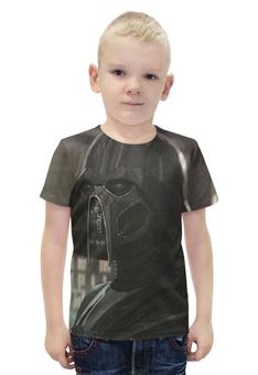 """Футболка с полной запечаткой для мальчиков """"Darth Vader"""" - star wars, darth vader, звездные войны, темный лорд"""